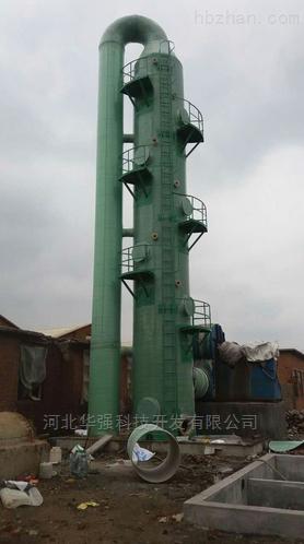 山西砖厂脱硫塔/脱硫脱销一体化设计
