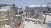 工業鹽汙泥脫水臥螺離心機價格