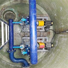 智能型地埋式污水预制泵站