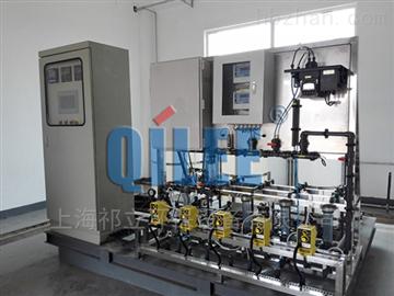 QPDS-P2M0-I化學水處理加藥裝置