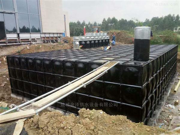 徐州增压箱泵给水泵站消防水箱价格