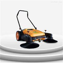 环保纯电动手推式扫地车