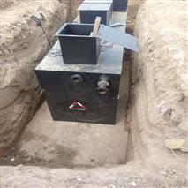 高品质WSZ地埋式污水处理设备操作简单