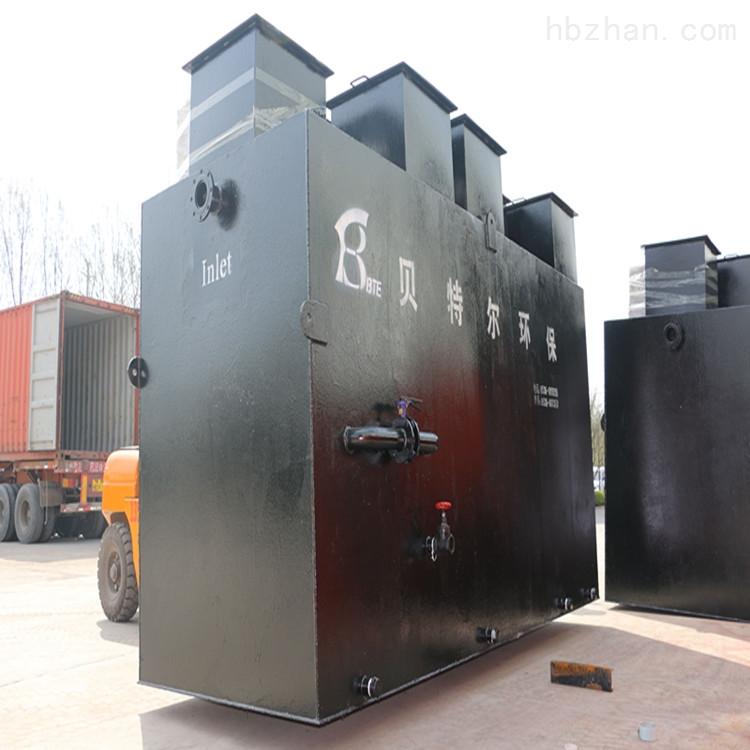 济南养殖一体化污水处理设备