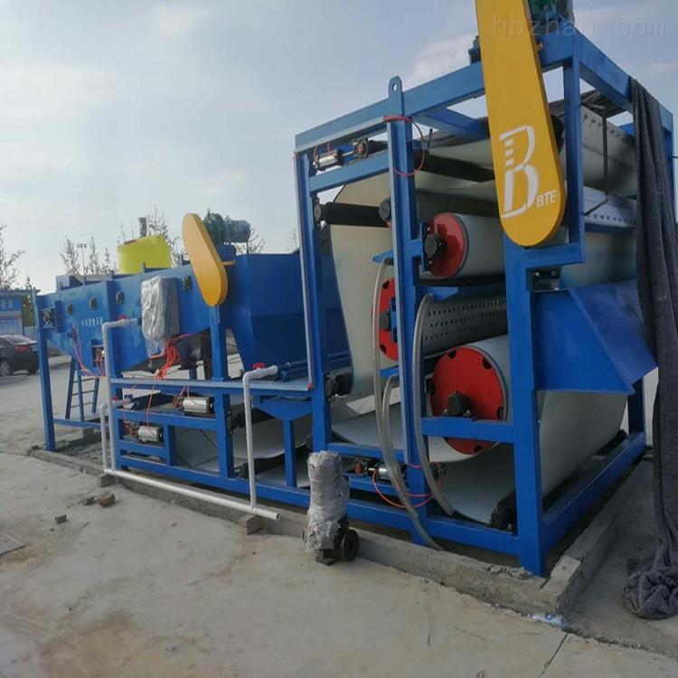 小型污泥脱水机 污泥浓缩一体化处理设备 中科贝特供货充足