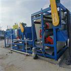 市政污泥处理设备推荐中科贝特带式压滤机