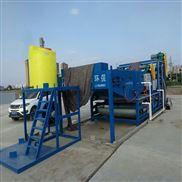 洗沙污泥脱水压滤机 脱水效率高的压滤设备制造商哪家好?