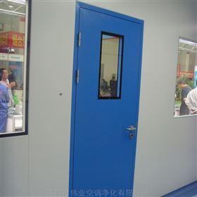净化钢质密闭门