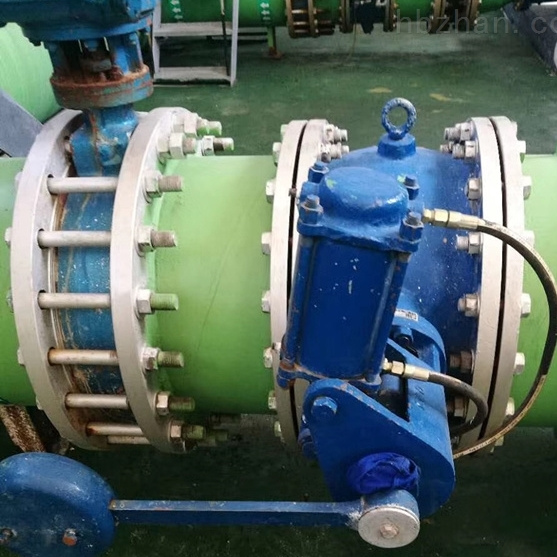 液力自动控制阀(循环泵出口止回阀)