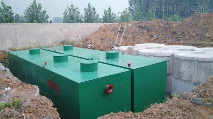 新型城镇屠宰场废水设备