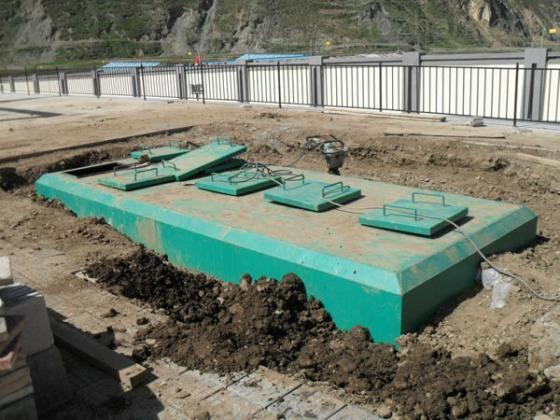 乡镇杀猪场废水处理设备销售