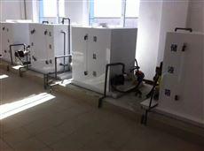 基本型二氧化氯发生器厂家