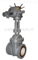 PZ941TC电动耐磨陶瓷排渣阀生产厂家