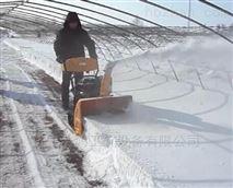 小型路麵清雪機家用掃雪機掃雪的理想選擇