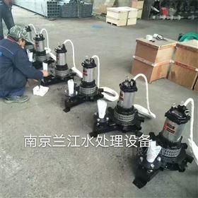 AR型潜水曝气机选型