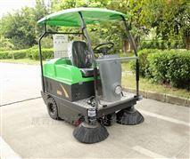 咸阳厂区小区道路用玛西尔驾驶式电动清扫车