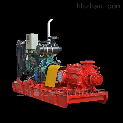 柴油水泵机组选型