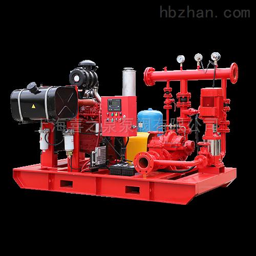 柴油机消防泵优点