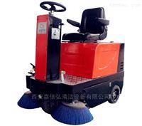 JH-1200工厂车间用驾驶式电动扫地车