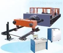 臥式兩工位鋼絲繩拉力測試機