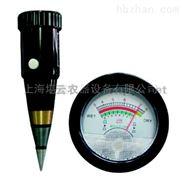 应用土壤酸度计掌握不同土壤的酸碱度情况