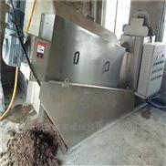 污泥脱水机设备运行