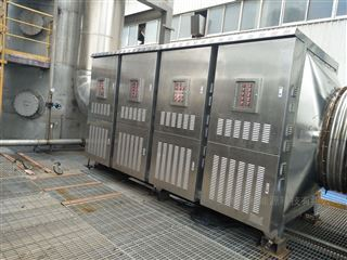 南京注塑車間廢氣處理