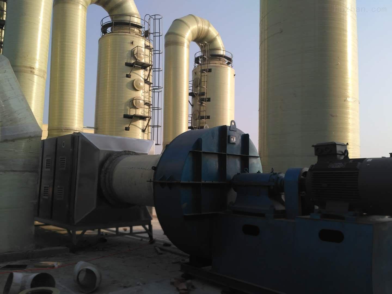锡林郭勒脱硫设备砖厂隧道窑脱硫设备