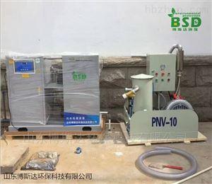 驻马店化验室废水处理设备安装现场