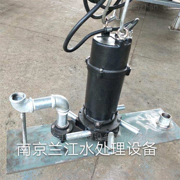 FQSB1.1河道专用浮筒射流曝气机价格