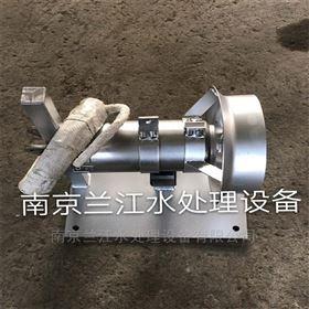 QJB型潜水搅拌机如何维修