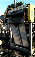 SL污泥脱水设备的工艺流程及特点