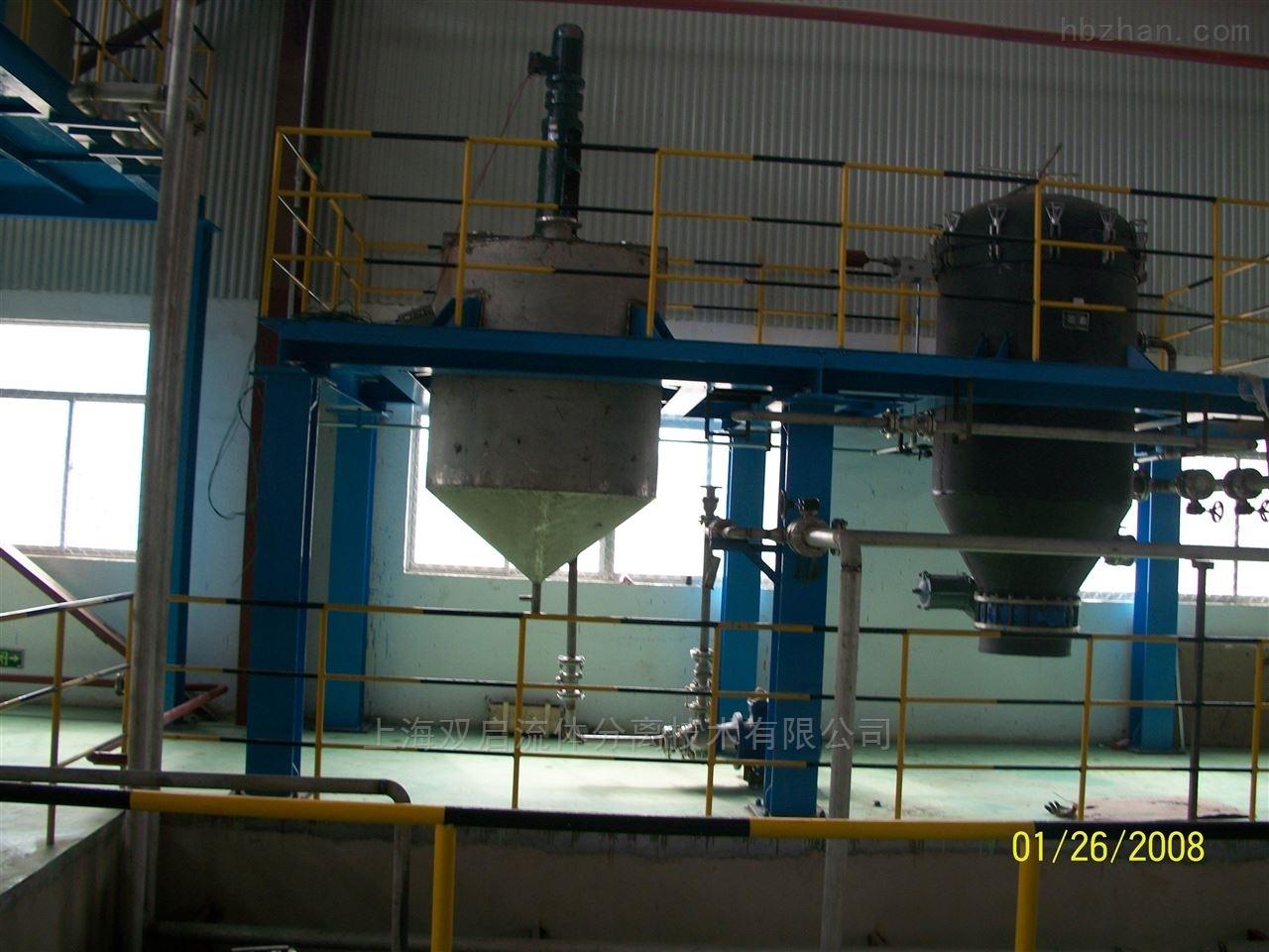 VBF-硅藻土过滤机选型