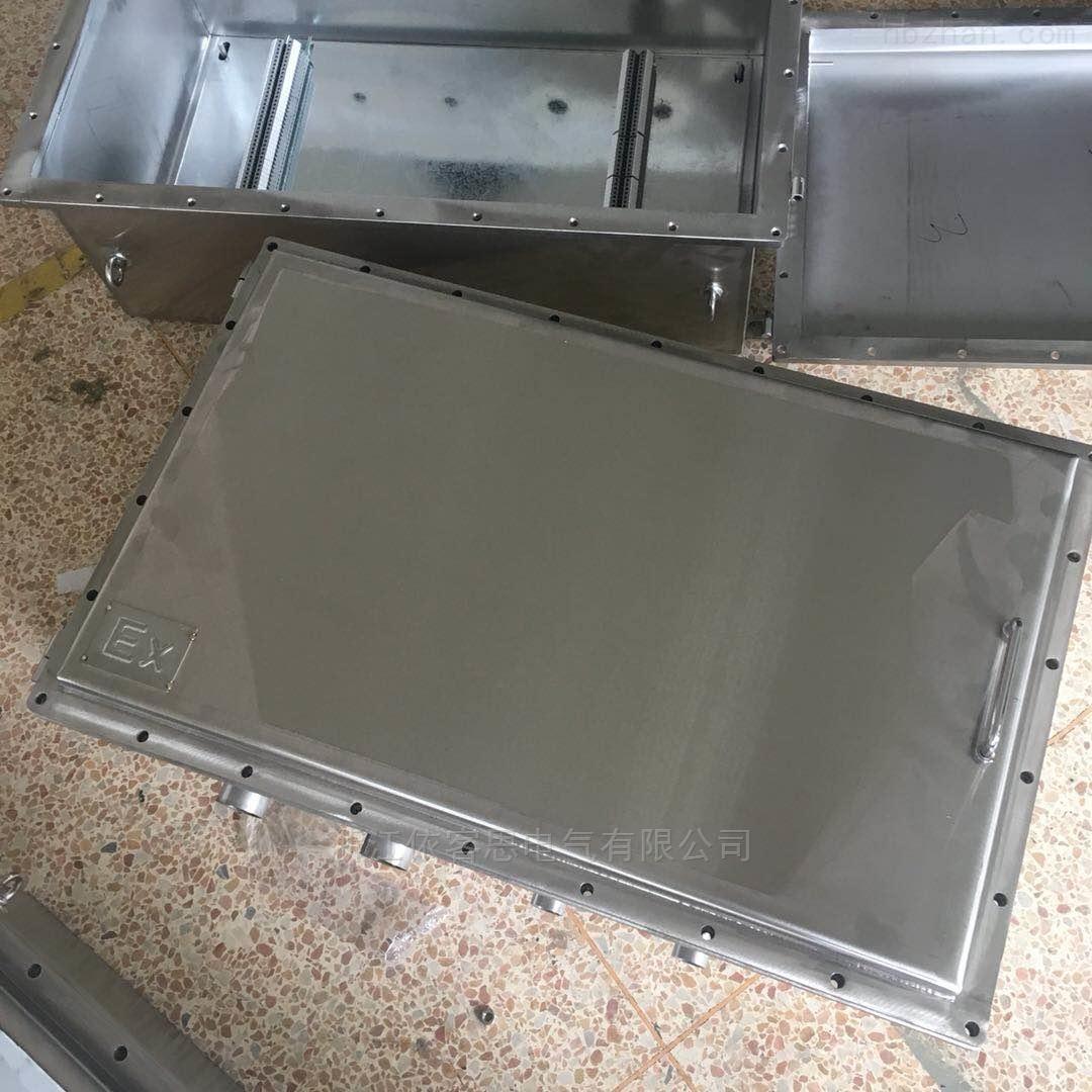化工厂用防爆接线箱
