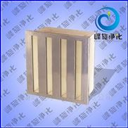 吕梁V型高效过滤器,组合式高效过滤网