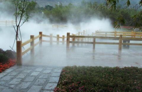 园林景观造雾设备