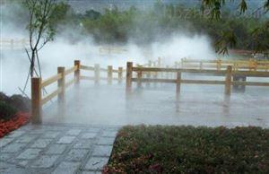 超细的雾化/高效的抑尘性能/干雾系统