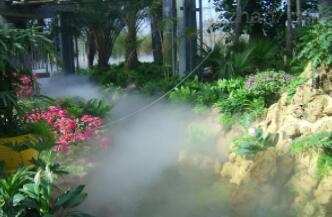 人工造雾设备