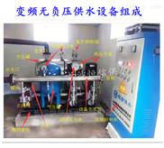 管网增压稳流供水设备