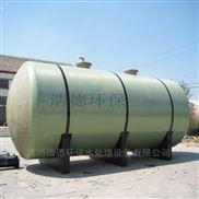宿州市城镇生活污水处理设备玻璃钢化粪池