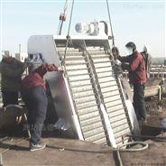 工业污水处理设备回旋式机械格栅