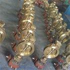 D373F、D373W镍铝青铜对夹式硬密封蝶阀、海水蝶阀