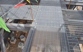 海上平台钢格栅板