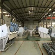 吉丰科技叠螺污泥脱水机设备结构优点