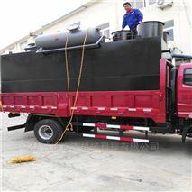 农村一体化生活污水处理设备运行