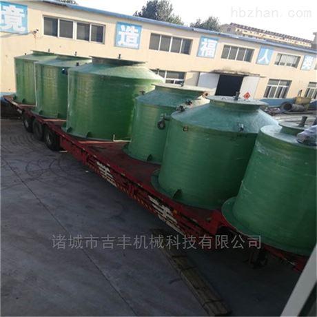 大型餐具清洗污水处理设备特点