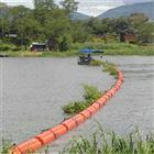 水面塑料拦污浮桶