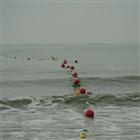 内河上游环保塑料航标