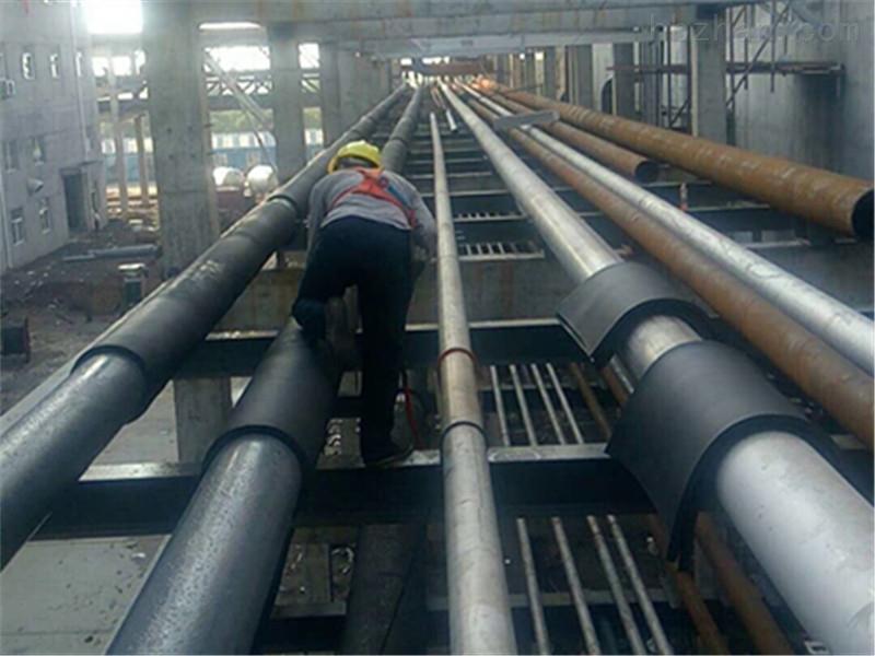 铁管管道保温专用阻燃橡塑保温棉价格低厂家