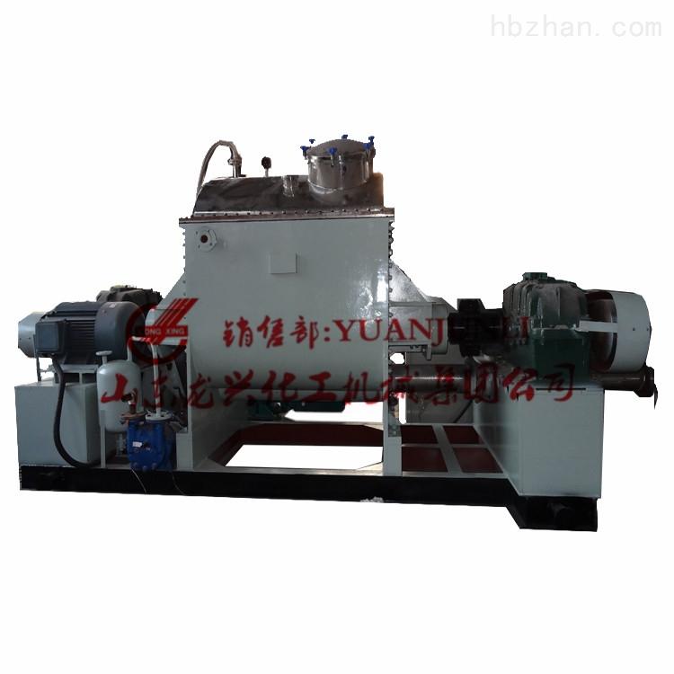 3000L不銹鋼螺桿擠出捏合機專業廠家|熱熔膠設備